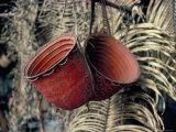 Baskets  Yanomami Indians  Brazil  South America