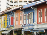 Shops in Little India  Singapore  Southeast Asia