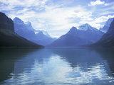 Maligne Lake  Alberta  Rockies  Canada
