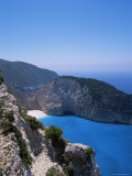 Cliffs  Kefalonia  Ionian Islands  Greece