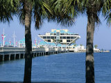 Pier  St Petersburg  Gulf Coast  Florida  USA