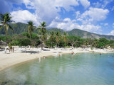 Kyona Beach Club  North of Port Au Prince  Haiti  West Indies  Central America