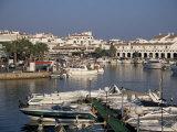 Marina  Cala En'Bosch  Menorca  Balearic Islands  Spain  Mediterranean