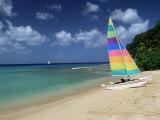 St James Beach  Barbados  West Indies  Caribbean  Central America