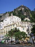 Amalfi  Costiera Amalfitana  Amalfi Coast  Campania  Italy