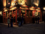 Temple Bar  Dublin  Eire (Republic of Ireland)