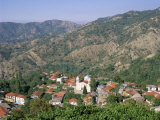 Pedoulas  Troodos Mountains  Cyprus  Mediterranean
