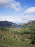 Ladies View  Ring of Kerry  Killarney  County Kerry  Munster  Eire (Republic of Ireland)