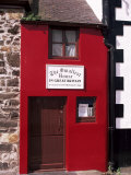 The Smallest House in Britain  Conwy  Wales  United Kingdom