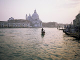 Santa Maria Della Salute  Grand Canal  Venice  Unesco World Heritage Site  Veneto  Italy