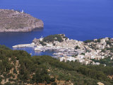Puerto De Soller  Majorca  Balearic Islands  Spain  Mediterranean