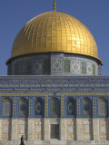 The Dome of the Rock  Old City  Unesco World Heritage Site  Jerusalem  Israel  Middle East