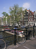 Heren Gracht  Amsterdam  Holland