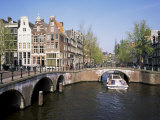 Keizers Gracht  Amsterdam  Holland