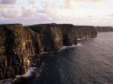 The Cliffs of Moher  County Clare  Munster  Eire (Republic of Ireland)