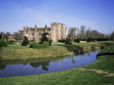Hever Castle  Kent  England  United Kingdom