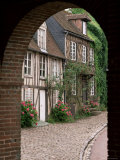 Gerberoy  Picardy  France