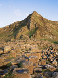 The Giants Causeway  Unesco World Heritage Site  Co Antrim  Ulster  Northern Ireland