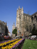 Cathedral of St Bavon  Ghent  Belgium