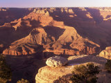 Grand Canyon at Sunset  Unesco World Heritage Site  Arizona  USA