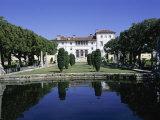 Villa Vizcaya  an Italianate Mansion  Miami  Florida  USA