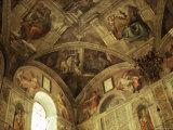 Sistine Chapel  Vatican  Rome  Lazio  Italy