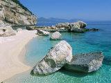 Cala Mariolu  Cala Gonone  Golfe Di Orosei (Orosei Gulf)  Island of Sardinia  Italy