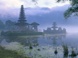 Pura Ulun Temple  Danu Bratan  Island of Bali  Indonesia  Southeast Asia