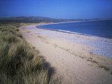 The Beach  Oxwich Bay  Gower  Swansea  Wales  United Kingdom