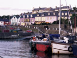 Fishing Village  Baltimore  County Cork  Munster  Eire (Republic of Ireland)
