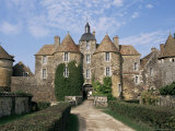 Ratilly Castle  Puisaye  Picardie (Picardy)  France