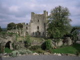 Leap Castle  Near Birr  County Offaly  Leinster  Eire (Republic of Ireland)