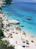 Cala Goloritze  Cala Gonone  Golfe Di Orosei (Orosei Gulf)  Island of Sardinia  Italy