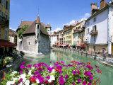 Annecy  Haute Savoie  Rhone Alpes  France