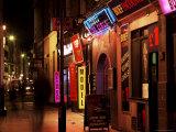 Sex Shops  Soho  London  England  United Kingdom