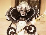 Carnival Costume  Venice  Veneto  Italy