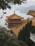 Wenwu Temple  Sun Moon Lake  Nantou County  Taiwan