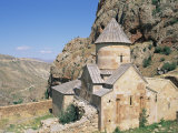 St John the Baptist  Noravank Monastery  Armenia  Central Asia