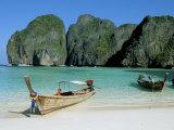 Ao Maya  Phi Phi Le  Ko Phi Phi  Krabi Province  Thailand  Southeast Asia