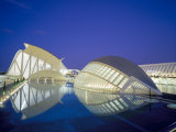 Hemisferic  City of Arts and Sciences  Valencia  Spain