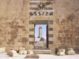 The Citadel  Aleppo  Unesco World Heritage Site  Syria  Middle East