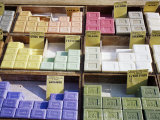 Soaps of Marseille  Bouches Du Rhone  Provence  France