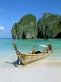 Ao Maya  Phi Phi Le  Ko Phi Phi  Krabi Province  Thailand  Southeast Asia