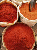 Spices  Tinerhir Souk  Ouarzazate Region  Morocco  North Africa  Africa