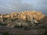 Evening Light Over Old City  Tripoli  Lebanon  Middle East