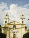 Christian Church  Old Town  Unesco World Heritage Site  Lviv  Ukraine