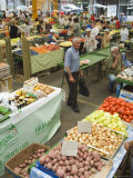 Fruit and Vegetable Market  Sarajevo  Bosnia  Bosnia-Herzegovina