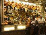 Fresh Juice Shop  Aleppo (Haleb)  Syria  Middle East