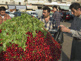 Fruit Market  Aleppo (Haleb)  Syria  Middle East