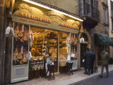 Food Shop  Verona  Veneto  Italy